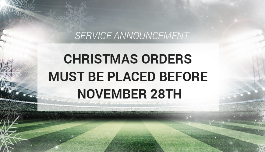 Christmas Announcement